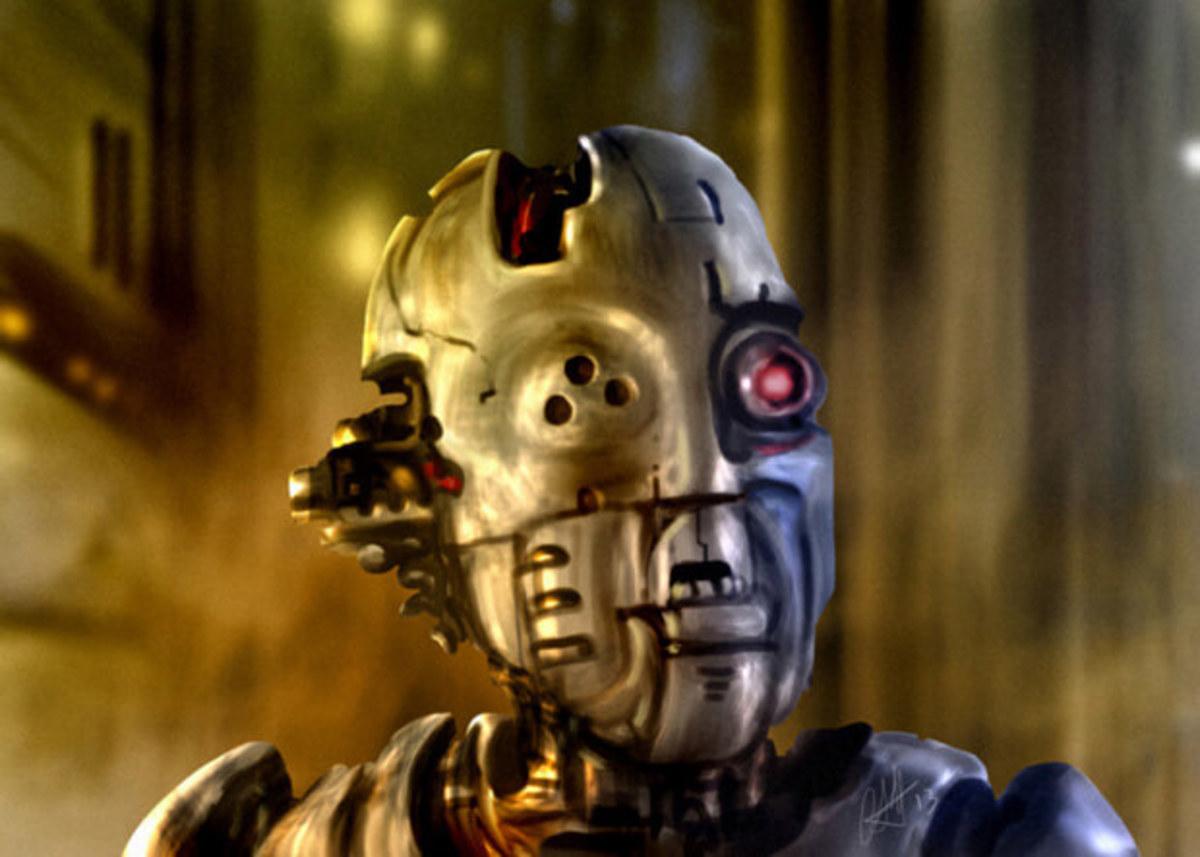 When Robots Reign
