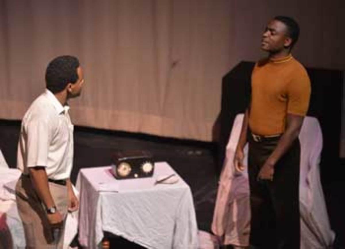 Paul Robeson Theatre Festival