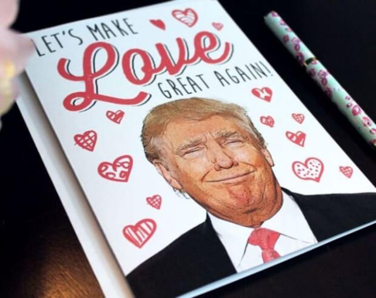 donald trump love life