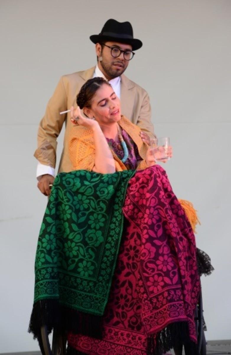 Frida Kahlo Opera