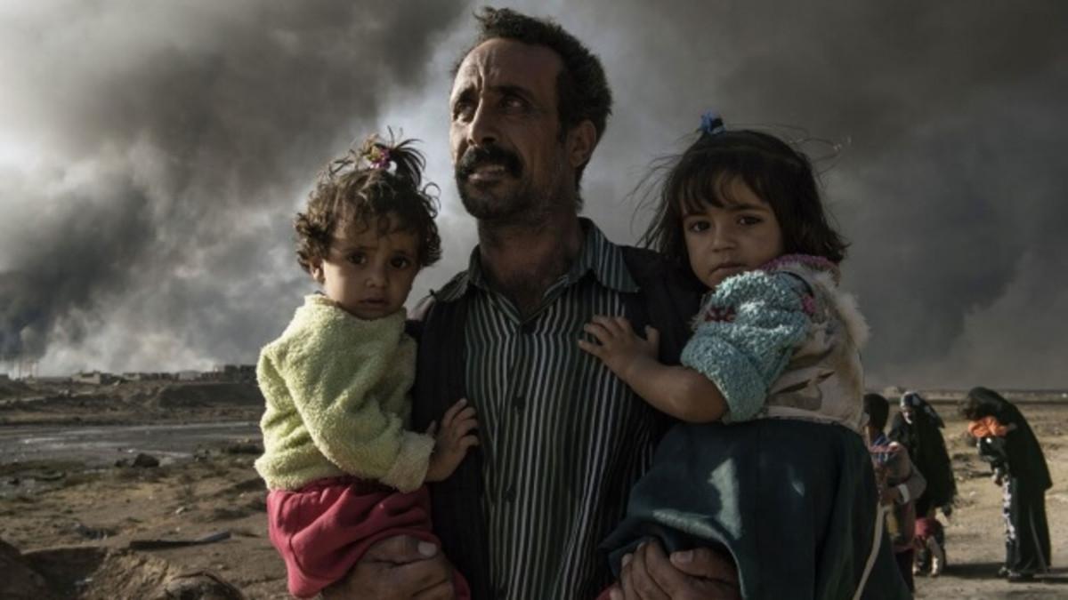 Lost Souls of Mosul