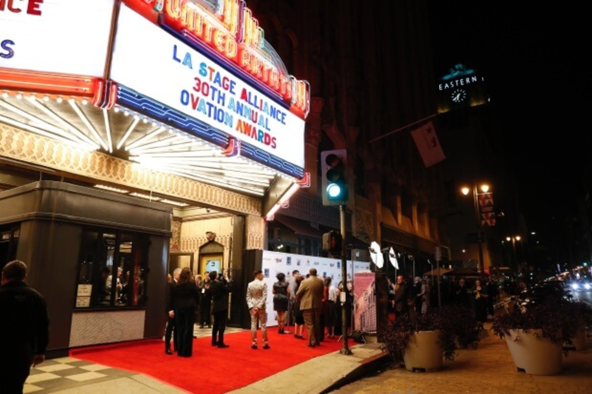 Ovation Awards Ceremony
