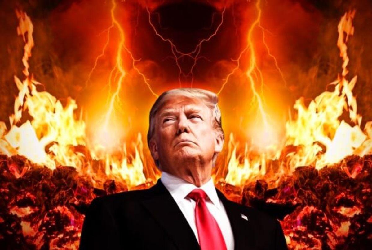 Trump Should Reign