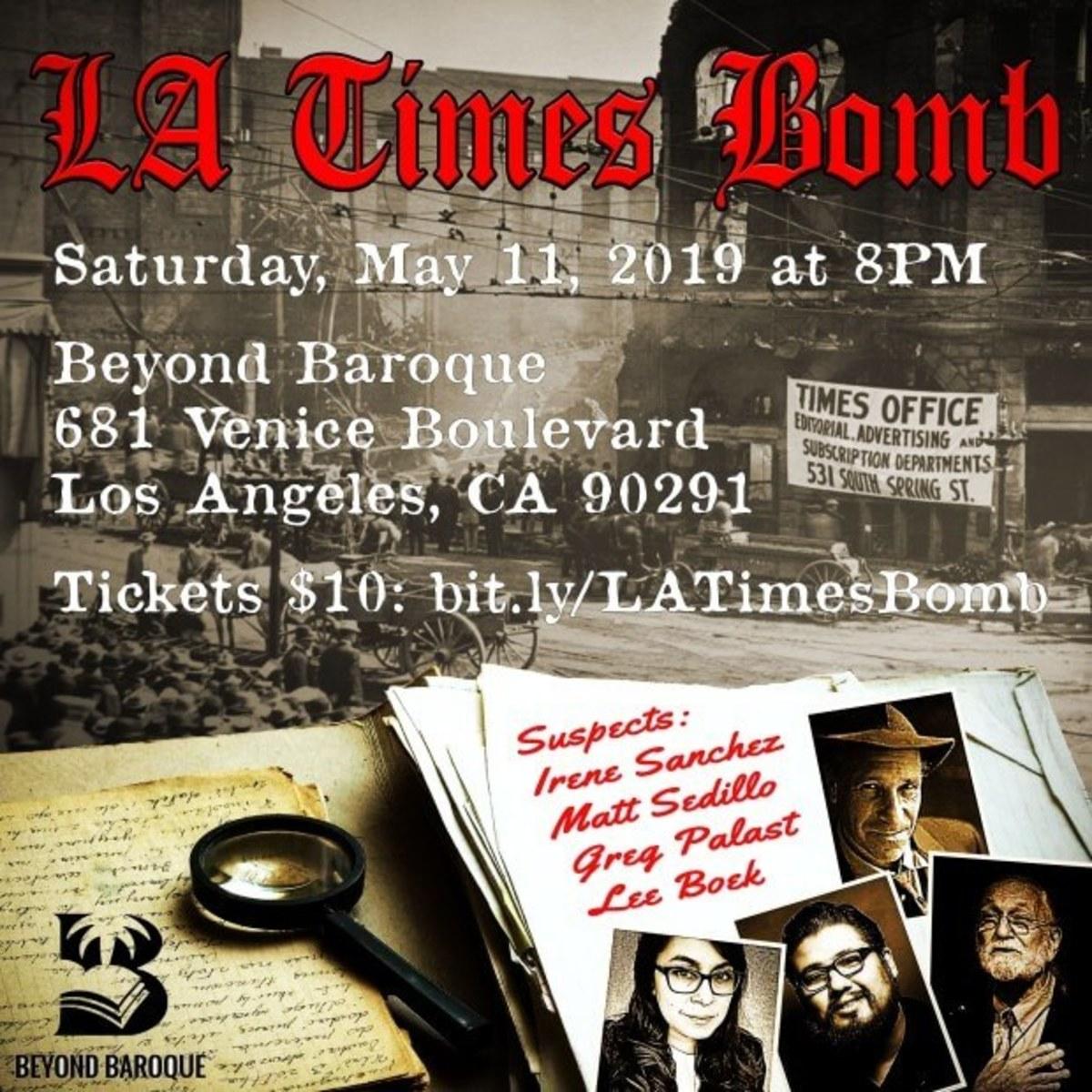 LA Times Bomb